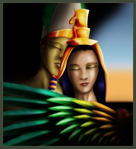 Isis_and_Osiris_in_grief_by_neffinesse
